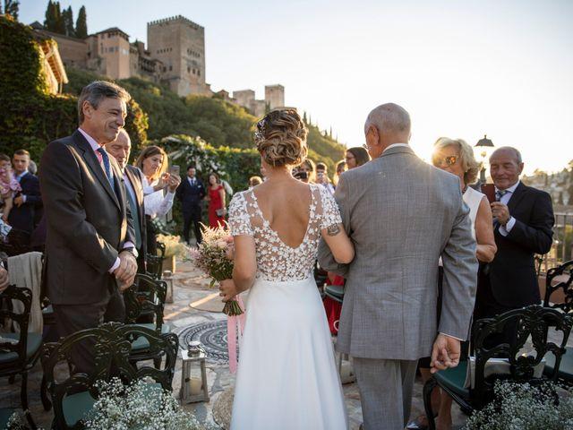La boda de Miguel y Aurora en Granada, Granada 46