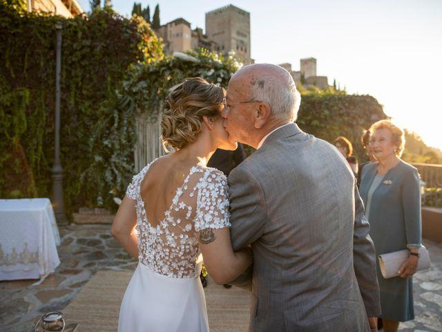 La boda de Miguel y Aurora en Granada, Granada 47