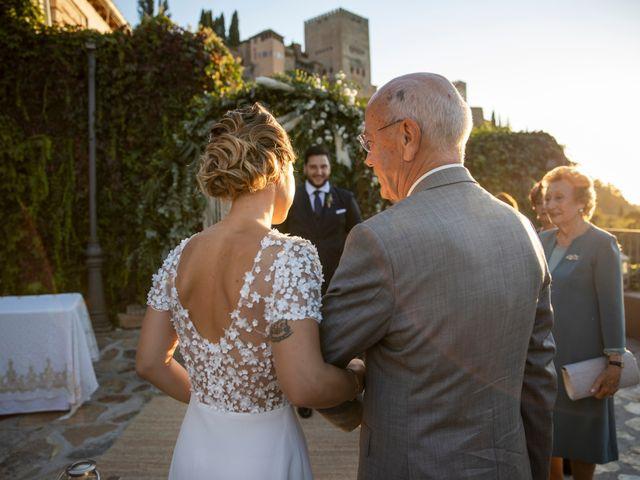 La boda de Miguel y Aurora en Granada, Granada 48