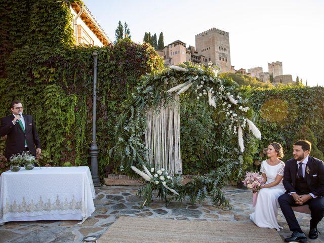 La boda de Miguel y Aurora en Granada, Granada 50