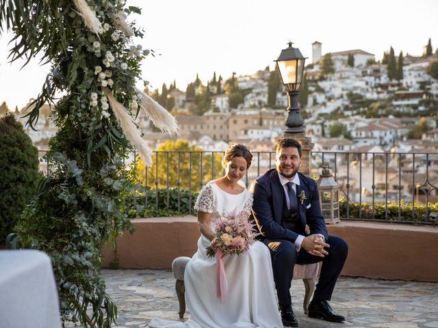 La boda de Miguel y Aurora en Granada, Granada 52