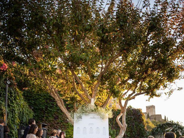 La boda de Miguel y Aurora en Granada, Granada 55