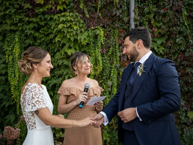 La boda de Miguel y Aurora en Granada, Granada 57