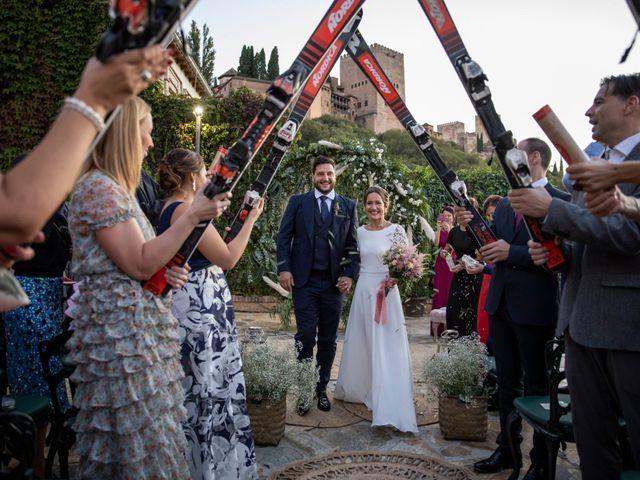 La boda de Miguel y Aurora en Granada, Granada 60