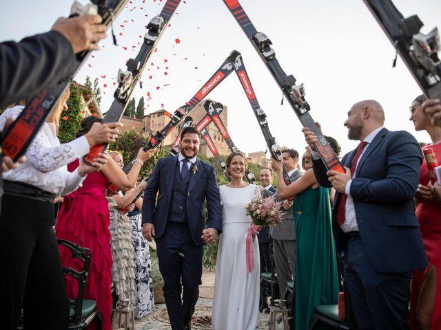 La boda de Miguel y Aurora en Granada, Granada 61