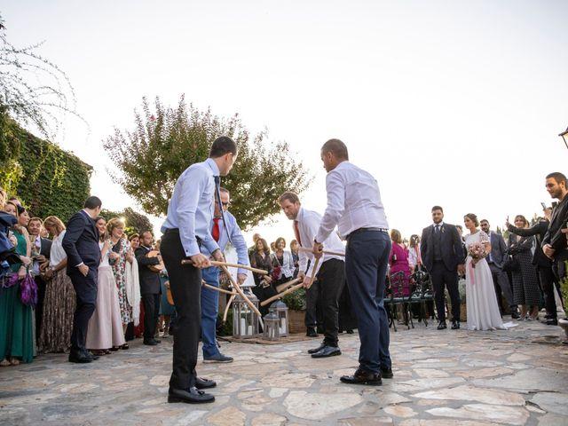 La boda de Miguel y Aurora en Granada, Granada 65