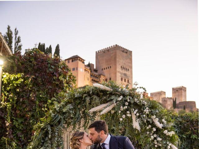La boda de Miguel y Aurora en Granada, Granada 66