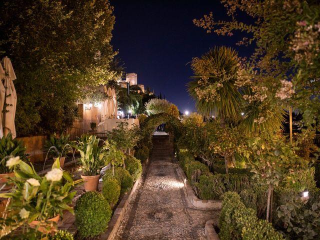 La boda de Miguel y Aurora en Granada, Granada 72