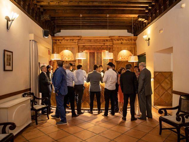 La boda de Miguel y Aurora en Granada, Granada 92