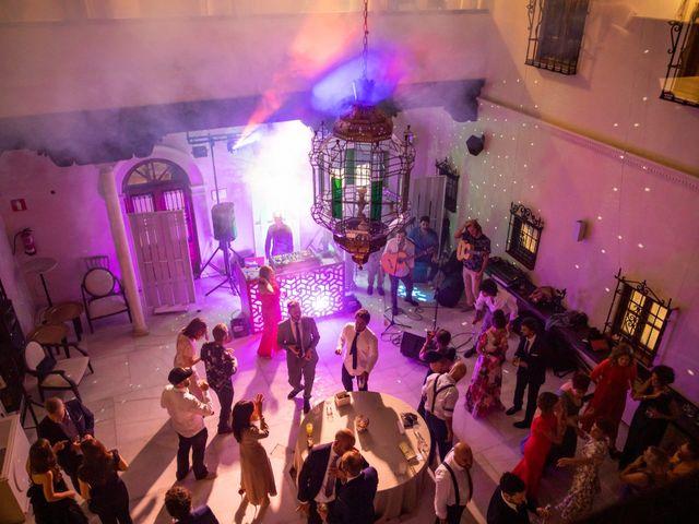 La boda de Miguel y Aurora en Granada, Granada 94