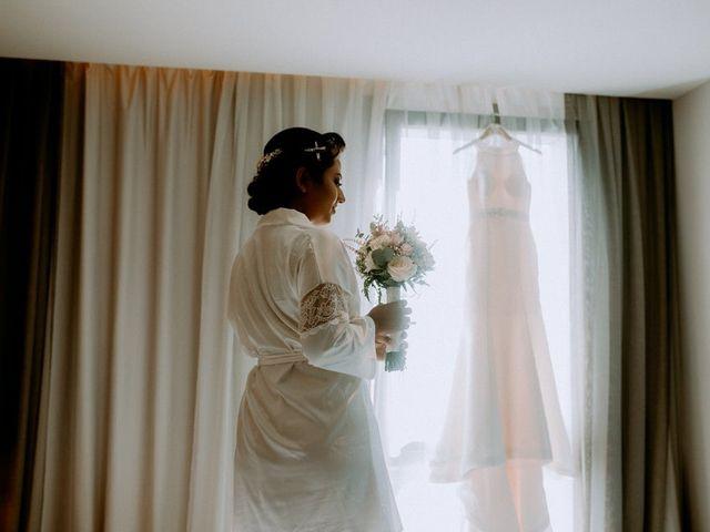 La boda de Astrid y Nelson en Orio, Guipúzcoa 24