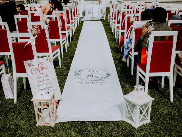 La boda de Astrid y Nelson en Orio, Guipúzcoa 29