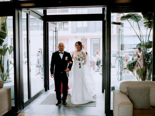 La boda de Astrid y Nelson en Orio, Guipúzcoa 33