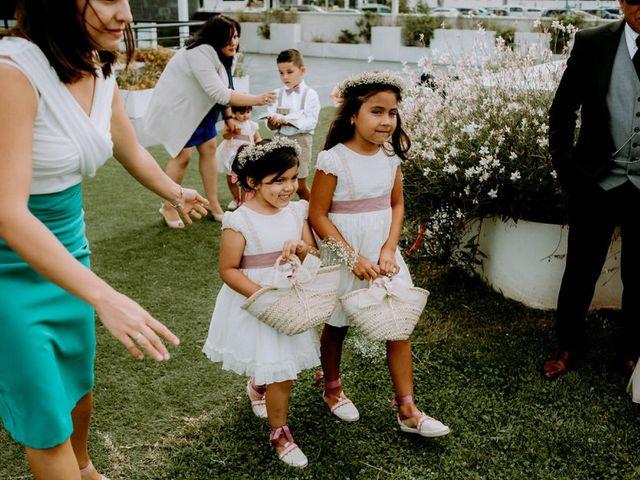 La boda de Astrid y Nelson en Orio, Guipúzcoa 42