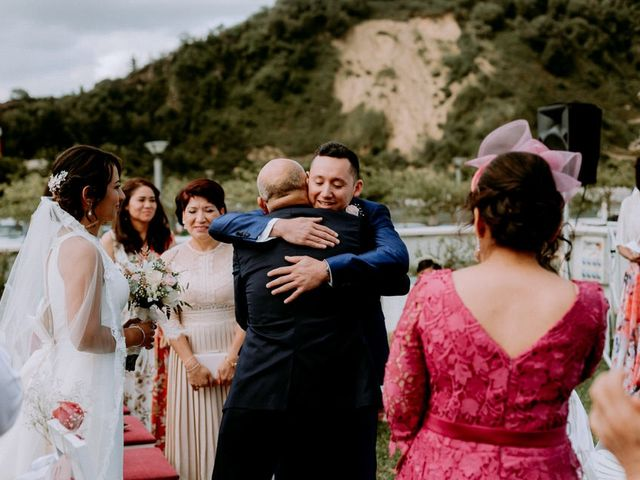 La boda de Astrid y Nelson en Orio, Guipúzcoa 47