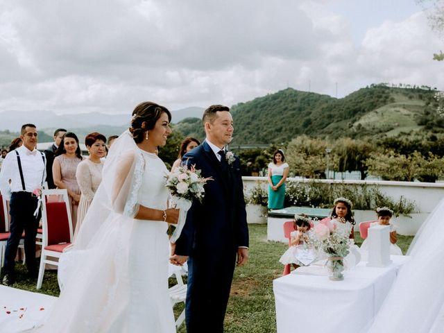 La boda de Astrid y Nelson en Orio, Guipúzcoa 48