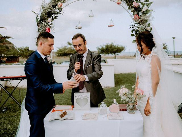 La boda de Astrid y Nelson en Orio, Guipúzcoa 57