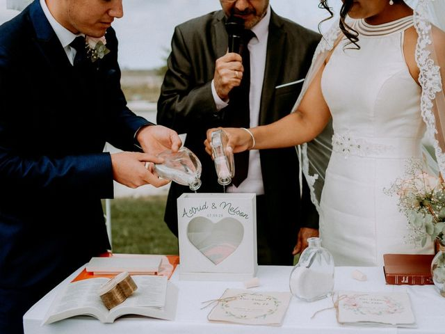 La boda de Astrid y Nelson en Orio, Guipúzcoa 58