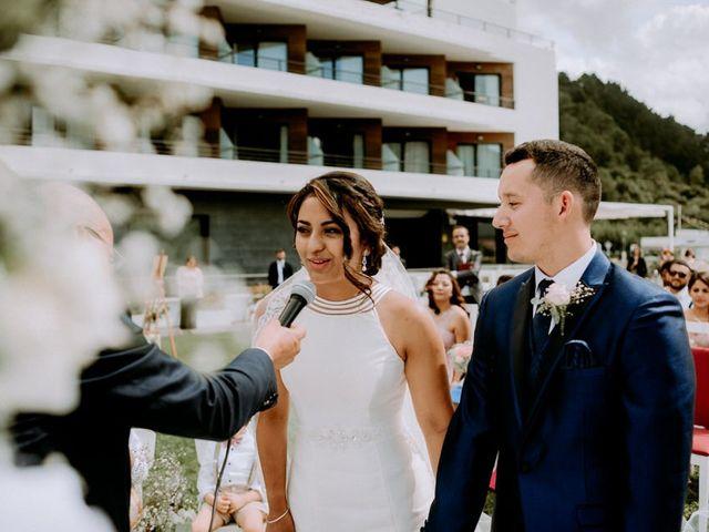 La boda de Astrid y Nelson en Orio, Guipúzcoa 62