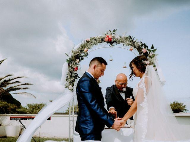 La boda de Astrid y Nelson en Orio, Guipúzcoa 68