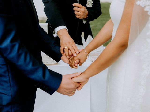 La boda de Astrid y Nelson en Orio, Guipúzcoa 69