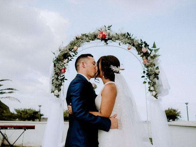 La boda de Astrid y Nelson en Orio, Guipúzcoa 70