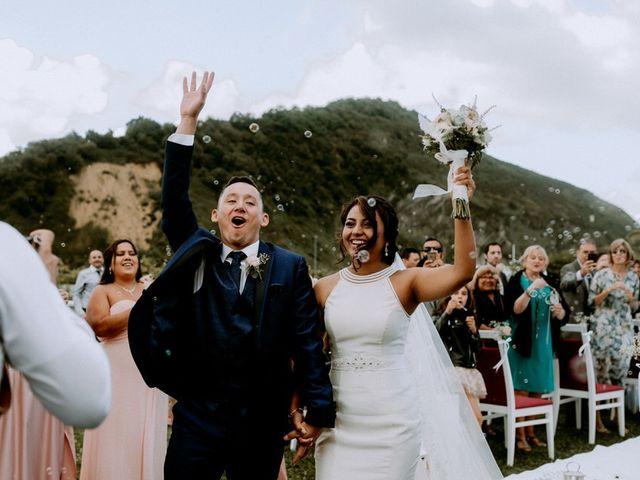 La boda de Astrid y Nelson en Orio, Guipúzcoa 75