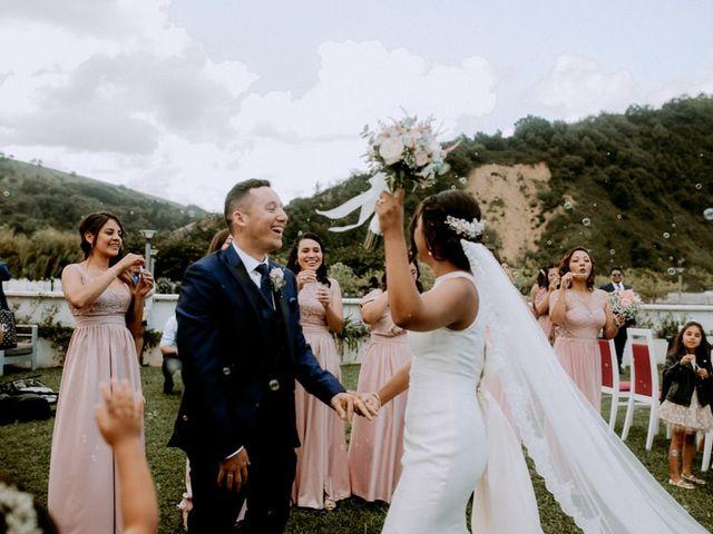 La boda de Astrid y Nelson en Orio, Guipúzcoa 76