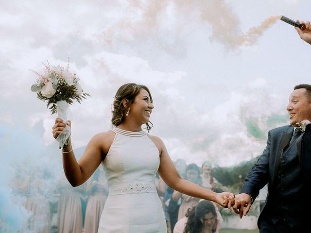 La boda de Astrid y Nelson en Orio, Guipúzcoa 79