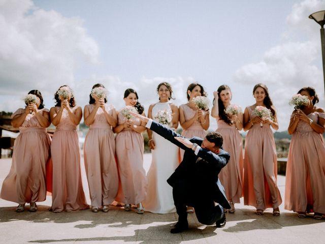 La boda de Astrid y Nelson en Orio, Guipúzcoa 82