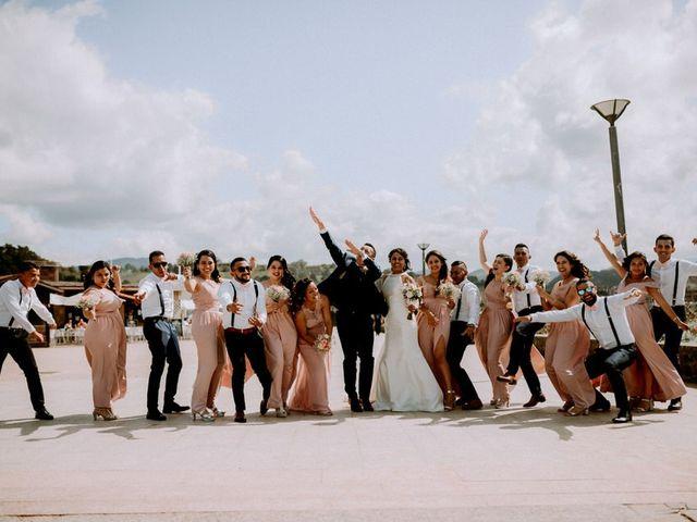 La boda de Astrid y Nelson en Orio, Guipúzcoa 84