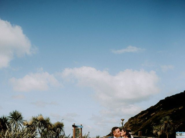 La boda de Astrid y Nelson en Orio, Guipúzcoa 86