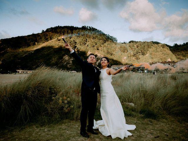 La boda de Astrid y Nelson en Orio, Guipúzcoa 90
