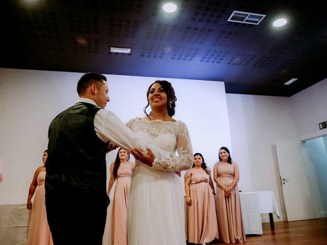 La boda de Astrid y Nelson en Orio, Guipúzcoa 91