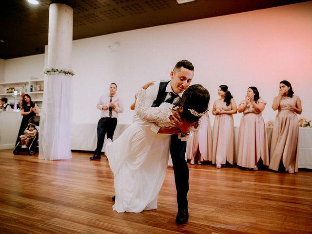 La boda de Astrid y Nelson en Orio, Guipúzcoa 93