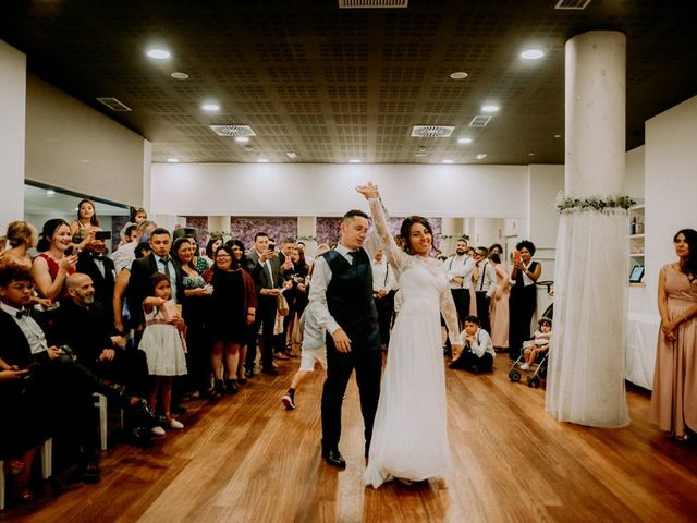 La boda de Astrid y Nelson en Orio, Guipúzcoa 94