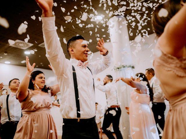 La boda de Astrid y Nelson en Orio, Guipúzcoa 105