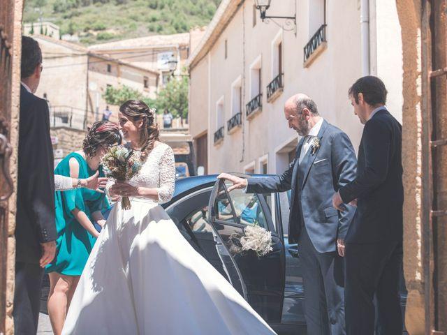 La boda de Nerea y Javier en Villamayor De Monjardin, Navarra 2