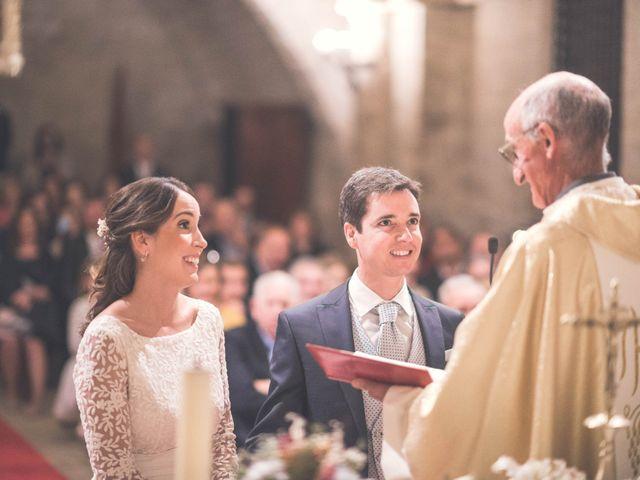 La boda de Nerea y Javier en Villamayor De Monjardin, Navarra 3
