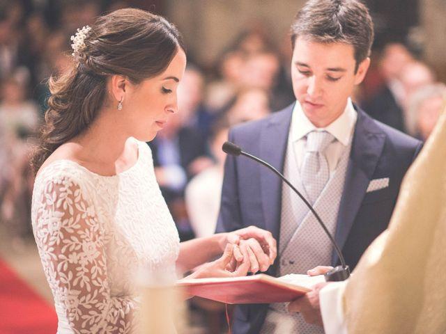 La boda de Nerea y Javier en Villamayor De Monjardin, Navarra 5