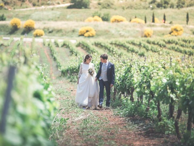 La boda de Nerea y Javier en Villamayor De Monjardin, Navarra 7