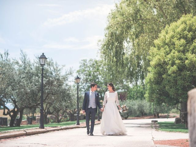 La boda de Nerea y Javier en Villamayor De Monjardin, Navarra 8