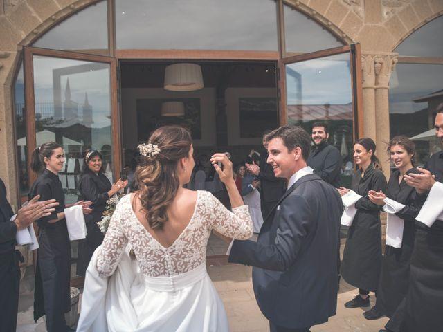 La boda de Nerea y Javier en Villamayor De Monjardin, Navarra 10