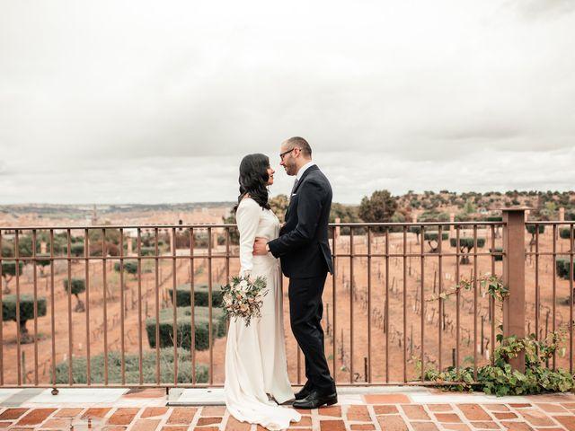 La boda de Rubén y Clemen en Toledo, Toledo 45