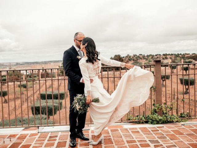 La boda de Rubén y Clemen en Toledo, Toledo 48