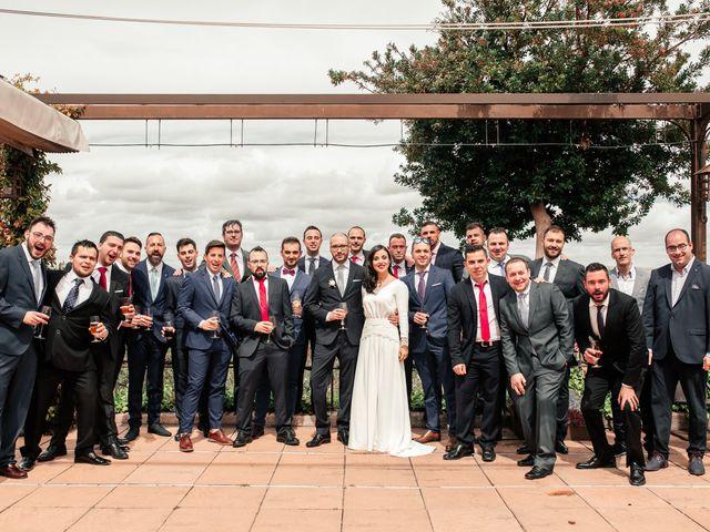 La boda de Rubén y Clemen en Toledo, Toledo 57