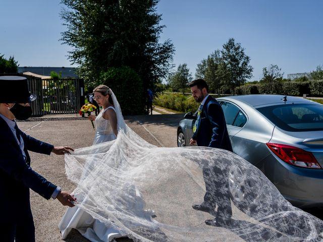 La boda de Cristian y Paula en Zaragoza, Zaragoza 4