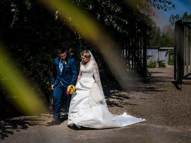 La boda de Cristian y Paula en Zaragoza, Zaragoza 5