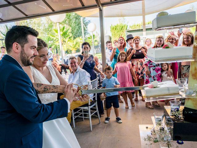 La boda de Cristian y Paula en Zaragoza, Zaragoza 11