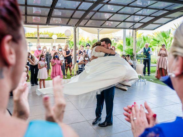 La boda de Cristian y Paula en Zaragoza, Zaragoza 15